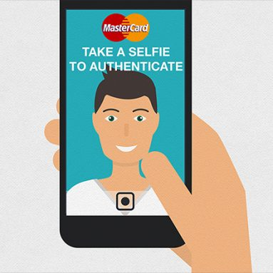 Now Pay anyone with your Selfie